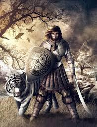 warrior pic