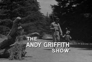 The andy griffith show title screen