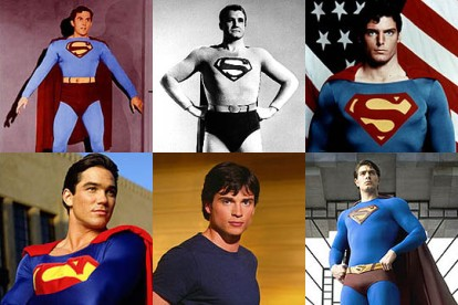 Superman_actors