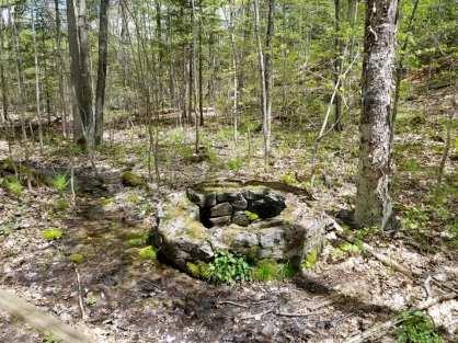 hike cistern